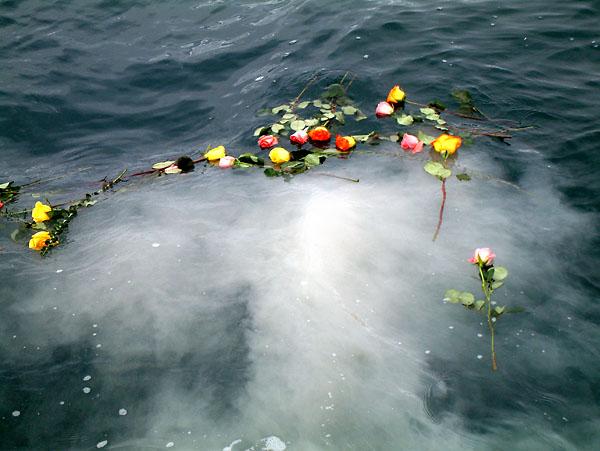 Tering Ashes At Sea Victoria Bc